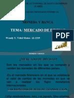 moneda y banca MONEDA DE DIVISAS EXPO 1.ppt