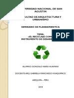 RECICLAJE COMO INSTRUMENTO DE DESARROLLO.pdf