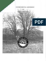 South Fork Park Draft Environmental Assessment 2010