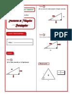 3°  resolucion de triangulos