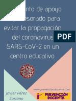 Protocolo Covid prevenciondocente