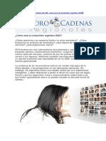 Consumidor 2020 en Argentina