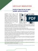 BIOMOLECULAS Y BIOLEMENTOS