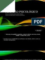 Aula 1 - Plantão psicológico - situação de crise.pptx.ppt