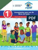 Lineamientos 1er grado_Espanol.pdf