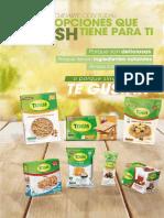 BROCHURE NUTRICIONISTAS-MÃ-DICOS TOSH