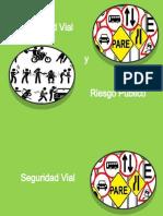 Seguridad vial y Riesgo publico - copia