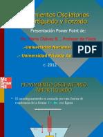 2. MOVIMIENTO OSCILATORIO AMORTIGUADO Y FORZADO.ppt
