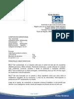 FICHA TECNICA BELL Gel  2017.pdf