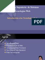 Tecnologías Web 01