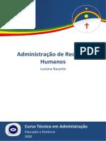 Caderno ADM (Recursos Humanos 2020)