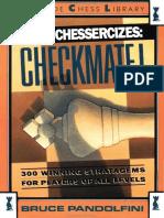 Bruce Pandolfini - More Chessercizes Checkmate!.pdf