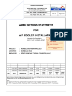 IONE-AA00-MS-MS-0013 WMS for Air Cooler Installation