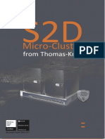 Set up S2D Micro-Cluster and manage with Thomas-Krenn WAC extension. English translation