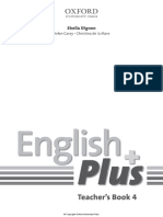 English Plus 4 Teacher's Book