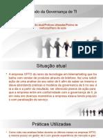 Estudo da Governança de TI