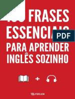 As frases mais usadas no inglês