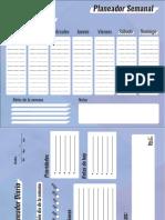 Plantilla Hombres. Planificador de tareas diarias y semanales.pdf