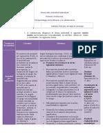 DESARROLLO ACTIVIDAD INDIVIDUAL -EVALUACION PRIMER CORTE