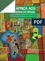 Livro__DA AFRICA AOS INDIGENAS DO BRASIL