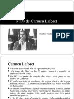 Presentación de Nada. Carmen Laforet.ppt
