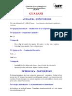 Guarani  Módulo II - Posposiciones 2016 PDF