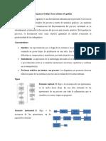 Diagrama de flujo de un sistema de gestión