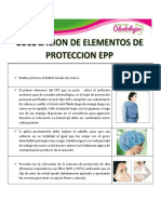 SEÑALIZACION EPP