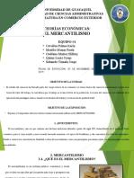 EQUIPO 1. EL MERCANTILISMO