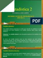 CLASE 1 Estadística 2