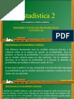 CLASE 4 Estadística 2