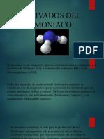 DERIVADOS DEL AMONIACO (1)