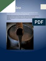 Petróleo quimica