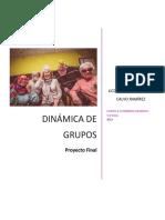 Proyecto grupal con adultos mayores