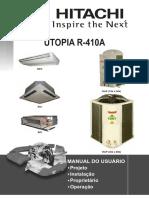 RPCAR001 Utopia R-410A