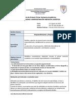 4º Medio Administración Mención Logistica, Módulo Emprendimiento y Empleabilidad (12)