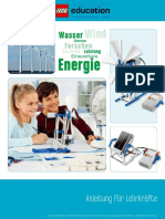 Machines And Mechanisms Activity Pack for Renewable Energy 1.0 de De