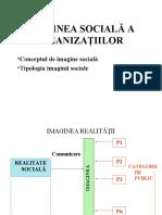 Imaginea sociala a organizatiei