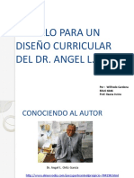Modelo curriculo Angel Ortíz