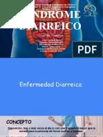 Síndrome Diarreico presentacion