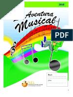 5° LA AVENTURA MUSICAL