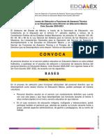Proceso de Selección a Funciones de Asesoría Técnica Edomex