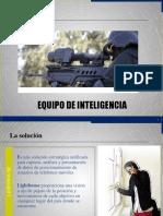 INTELIGENCIA  2013