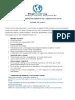 CÓMO LIMPIAR Y DESINFECTAR LOS PRODUCTOS Y ALIMENTOS PARA EVITAR CONTAGIO POR COVID 19