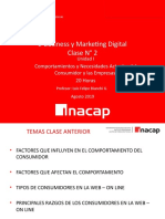 03. Clase 27.08.2019 - E-Business y Marketing Digital  - Inacap