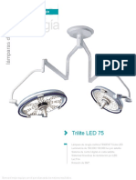 6931-Lampara - Trilite LED 75