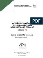 Plano Gestor - Administração Escolar.pdf