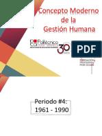 2. Concepto Moderno de la gestión Humana