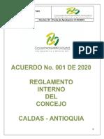 ACUERDO-001-DE-2020-REGLAMENTO-INTERNO-CONCEJO-CALDAS-2020