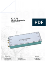 KIT 57 G2 - Handbuch